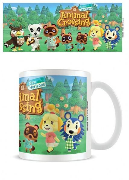 Animal Crossing Tasse Lineup