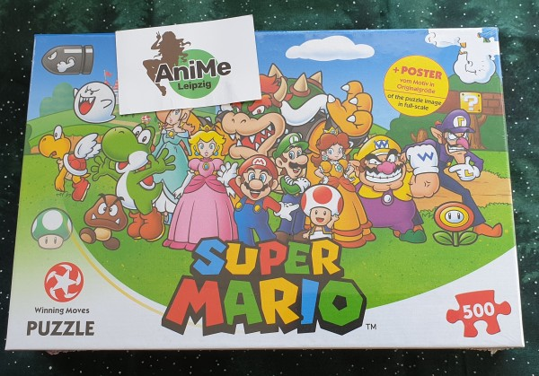 Super Mario Puzzle Mario & Friends