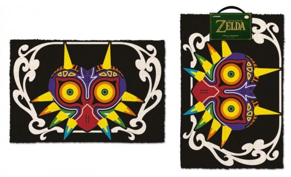 Legend of Zelda Fußmatte Majora's Mask 40 x 60 cm