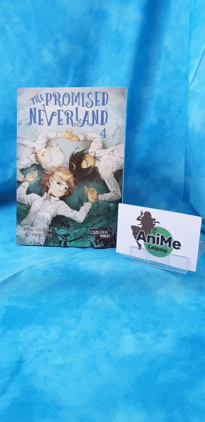 the Promised Neverland Band 4