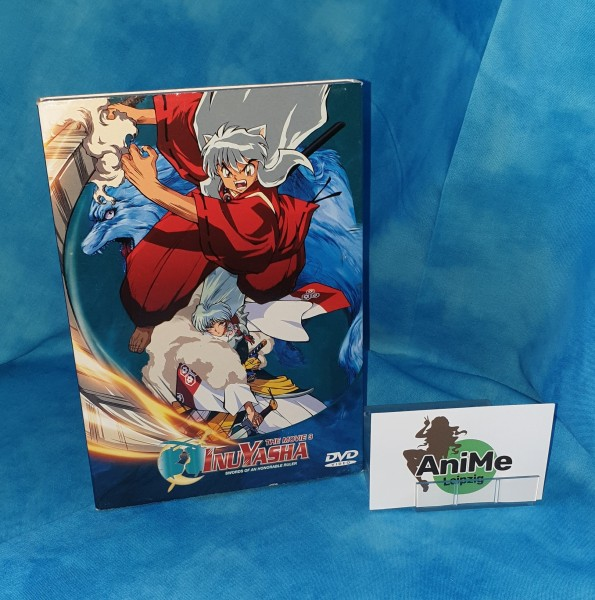 InuYasha - The Movie 3: Swords of an Honorable Ruler DVD