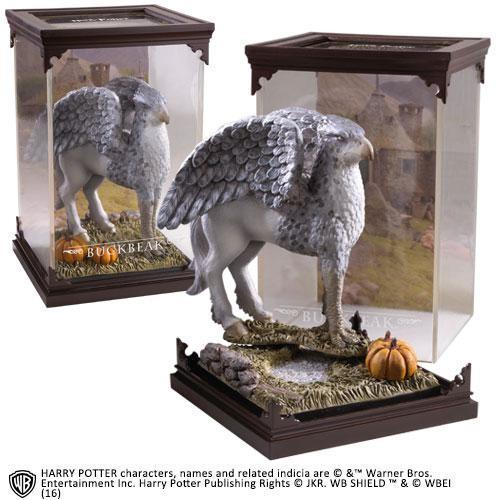 Harry Potter Magical Creatures Statue Buckbeak