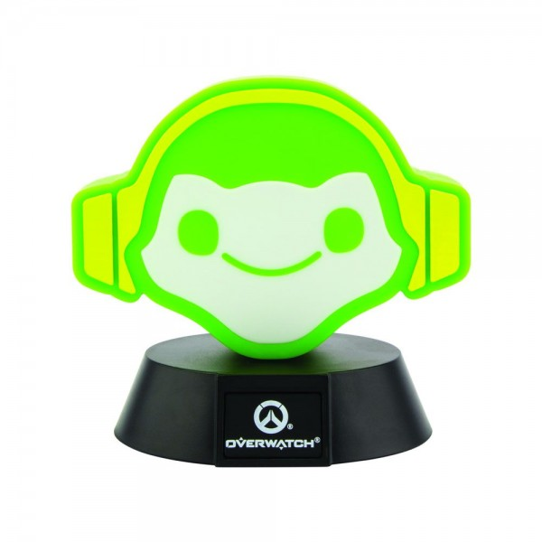 Overwatch 3D Icon Lampe Lucio