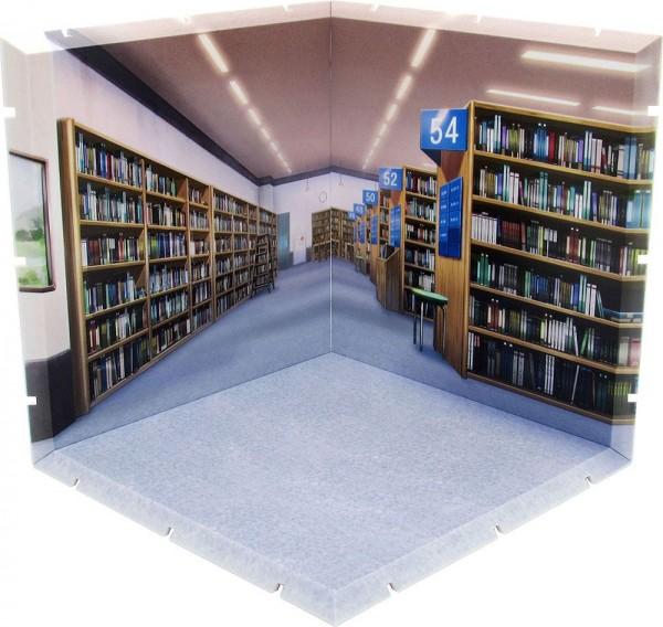 Dioramansion 150 Zubehör-Set - Library
