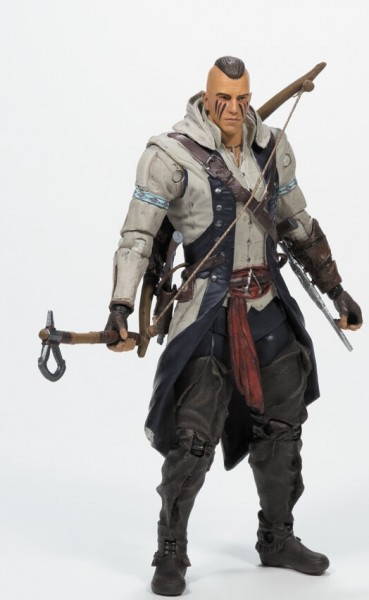 Assassin´s Creed III Actionfigur Connor