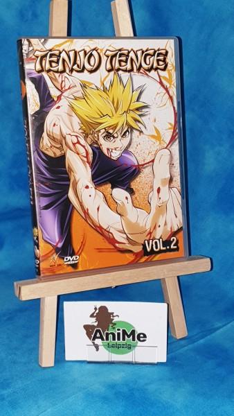 Tenjo Tenge Vol. 2 DVD