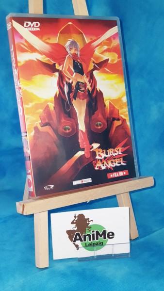 Burst Angel Vol. 6 DVD