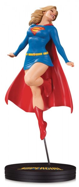 DC Cover Girls Statue Supergirl by Frank Cho