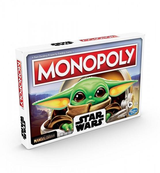 Star Wars The Mandalorian Brettspiel Monopoly The Child *Deutsche Version*