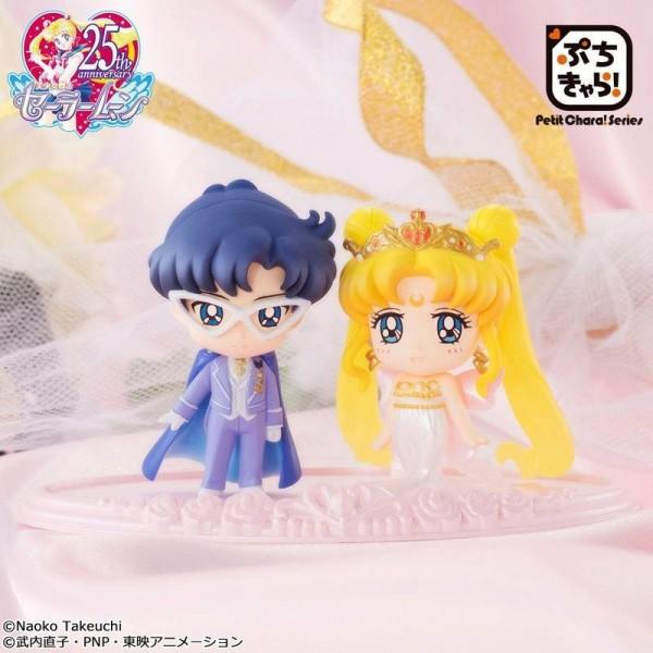 Sailor Moon Petit Chara 2er-Set Neo Queen Serenity ; King Endymion Set