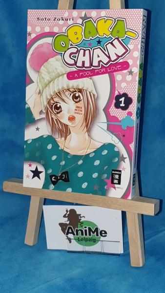 Obaka-chan - A fool for Love 01
