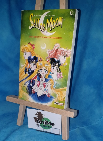 Sailor Moon Band 3 Auflage 1