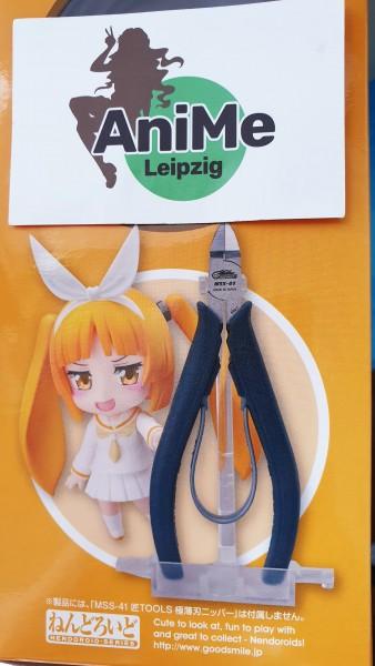 578-b Nendoroid Nipako (Good Smile Color Ver.) - Halterung für echtes Werkzeug