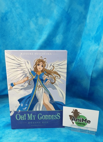 OH! My Goddess - Deluxe Box, Vol. 1 DVD