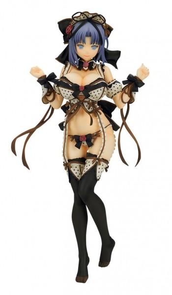 Senran Kagura Burst Re:Newal PVC Statue 1/7 Yumi Sweet Lingerie Ver.