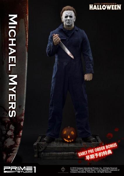 Halloween Statue 1/2 Michael Myers Bonus Version 105 cm