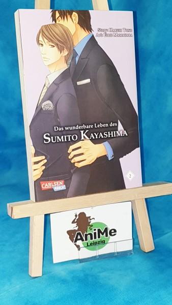Das wunderbare Leben des Sumito Kayashima 2