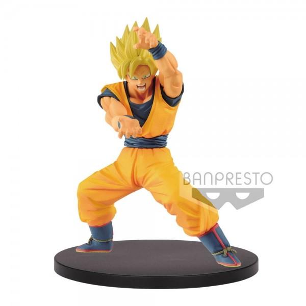 Dragon Ball Super Chosenshiretsuden PVC Statue Super Saiyan Goku