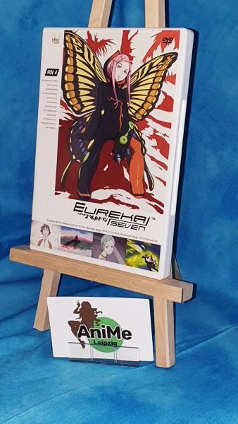 Eureka Seven, Vol. 04 DVD