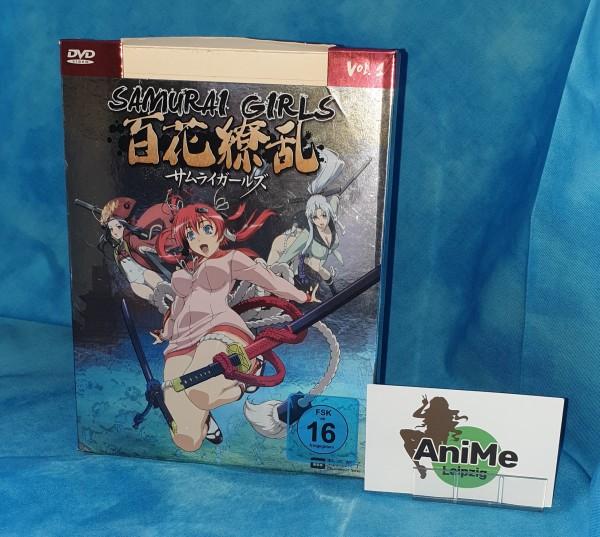 Samurai Girls (Hyakka Ryoran) - Vol. 1 DVD-