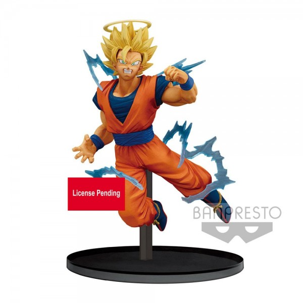 Dragon Ball Z Dokkan Battle PVC Statue Super Saiyan 2 Goku (Angel)