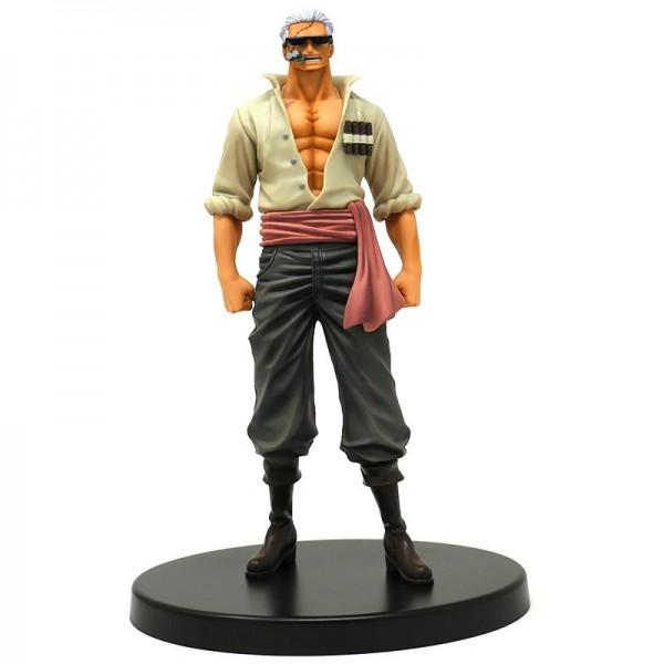 One Piece Stampede DXF Grandline Men PVC Statue Smoker