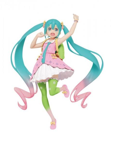 Vocaloid PVC Statue Hatsune Miku Original Spring Ver.