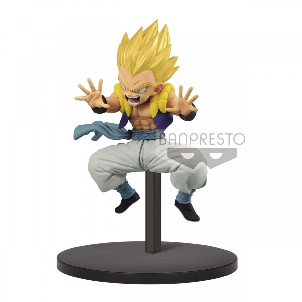 Dragon Ball Super Chosenshiretsuden PVC Statue Super Saiyajin Gotenks