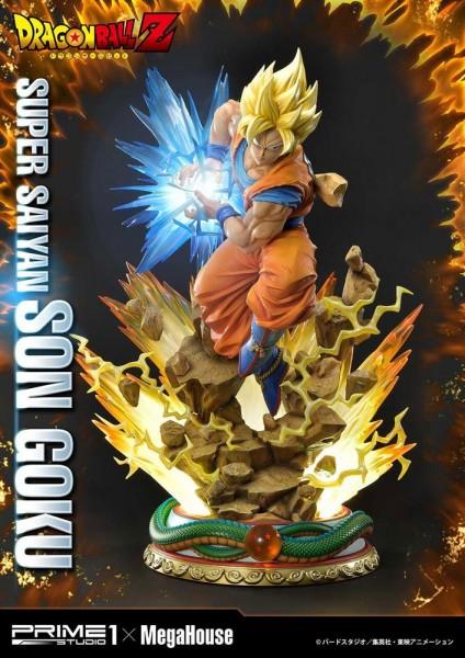 Dragon Ball Z Statue 1/4 Super Saiyajin Son Goku