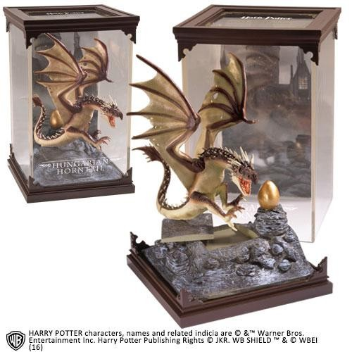 Harry Potter Magical Creatures Statue Hungarian Horntail