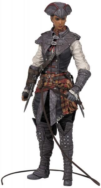 Assassin´s Creed III Actionfigur Aveline