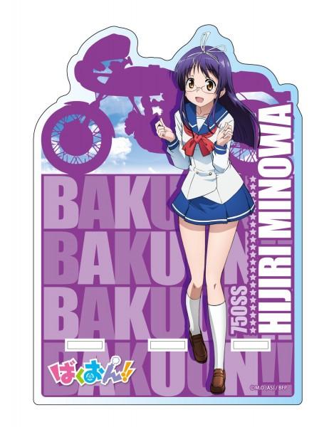 Bakuon!! 750SS - Acryl Smartphone Stand - Hijiri Minowa