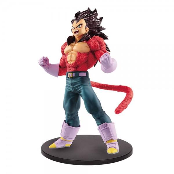 Dragon Ball GT Blood of Saiyans PVC Statue Super Saiyajin 4 Vegeta Metallic Hair Color