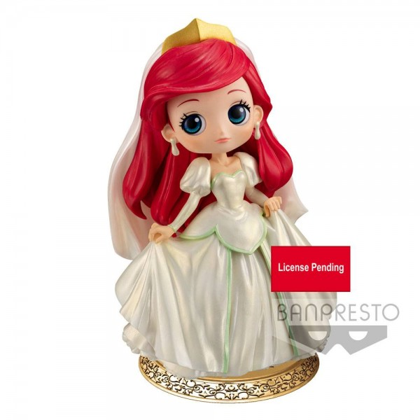 Disney Q Posket Minifigur Arielle Dreamy Style Special Collection