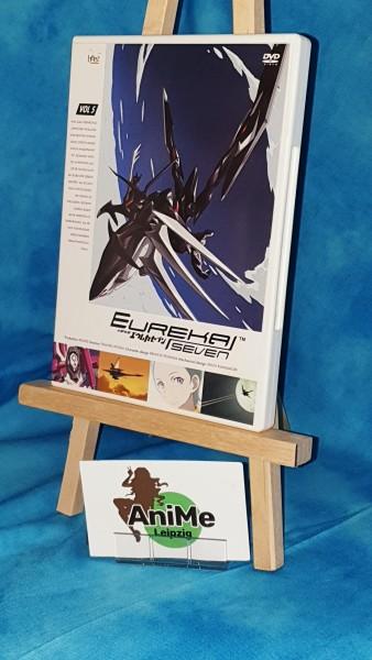 Eureka Seven, Vol. 05 DVD
