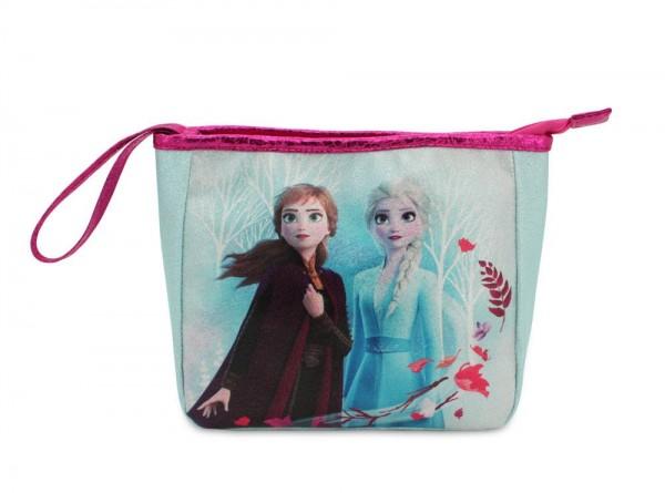 Die Eiskönigin - Völlig unverfroren 2 Kosmetiktasche Anna & Elsa Wind