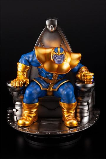 Marvel Fine Art Statue 1/6 Thanos on Space Throne