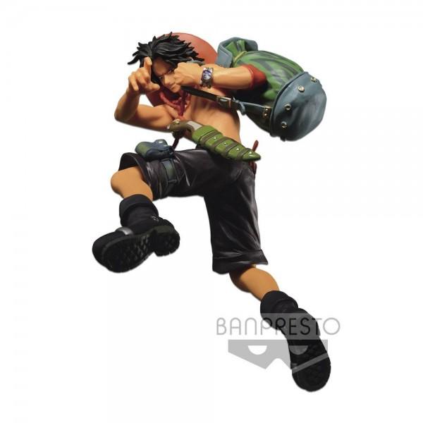 One Piece SCultures PVC Statue Big Zoukeio 4 Ace