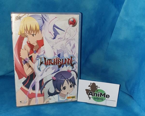 Witchblade - Vol. 04 DVD
