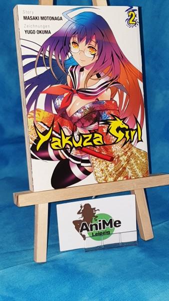 Yakuza Girl Band 2