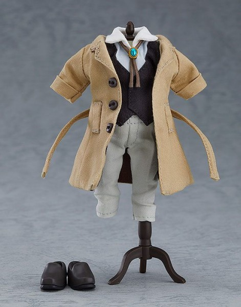 Bungo Stray Dogs Zubehör-Set für Nendoroid Doll Actionfiguren Outfit Set Osamu Dazai