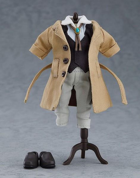 Bungo Stray Dogs Zubehör-Set für Nendoroid Doll Actionfiguren Outfit Set Osamu Dazai
