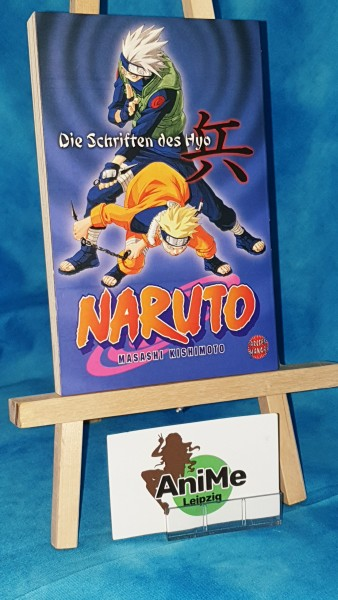 Naruto Die Schriften des Hyo