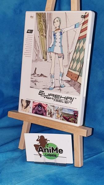 Eureka Seven, Vol. 02 DVD