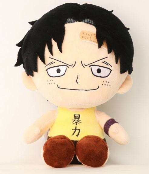 One Piece Plüschfigur Ace 25 cm