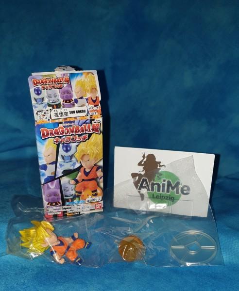 "Dragonball Super Charapucchi Minifigur ""Son Goku"""