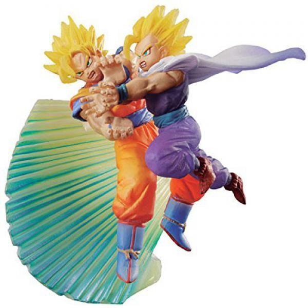Dragonball Super Dracap Memorial Son Gokou / Son Gohan