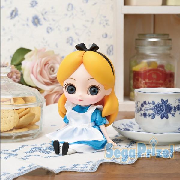CUICUI Disney Characters Premium Doll - Alice