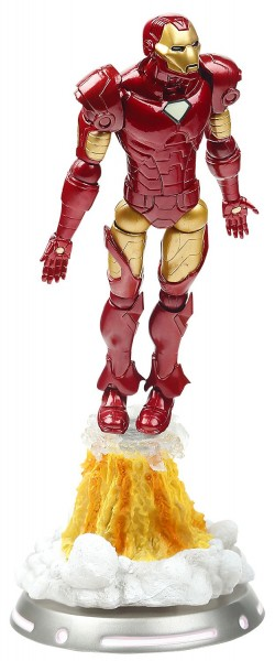 Marvel Select Actionfigur Iron Man
