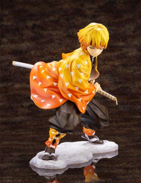 Demon Slayer: Kimetsu no Yaiba ARTFXJ Statue 1/8 Zenitsu Agatsuma